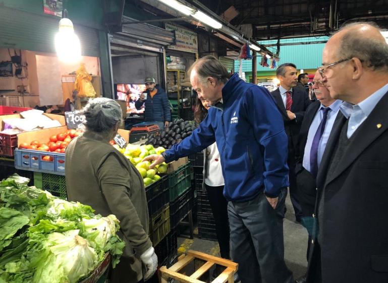 ODEPA lanza aplicación para revisar precios de frutas y verduras