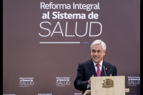 """Oposición preocupada por la """"letra chica"""" de la reforma a la salud"""
