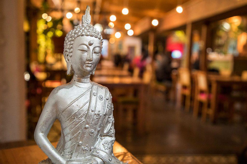 Celebra el Año Nuevo Tailandés en uno de los restoranes más antiguos y emblemáticos de cocina Thai