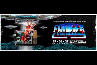 ¡Segunda edición de FANGES, Festival Internacional de Cine Fantástico y Género de Santiago ya tiene fecha!
