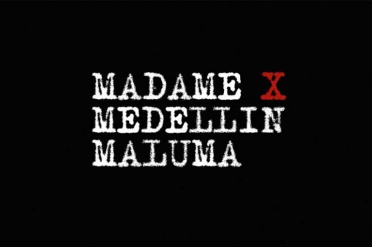 """Madonna presenta el video oficial de su nuevo single """"Medellín"""""""