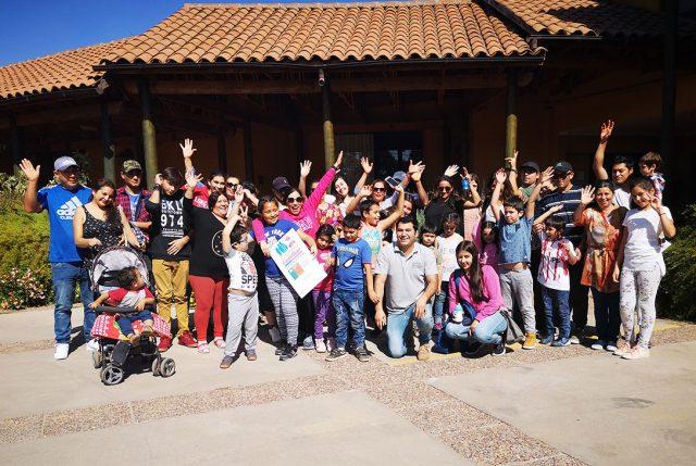Valle de Colchagua recibe familias de la región gracias al Programa Turismo Familiar de Sernatur