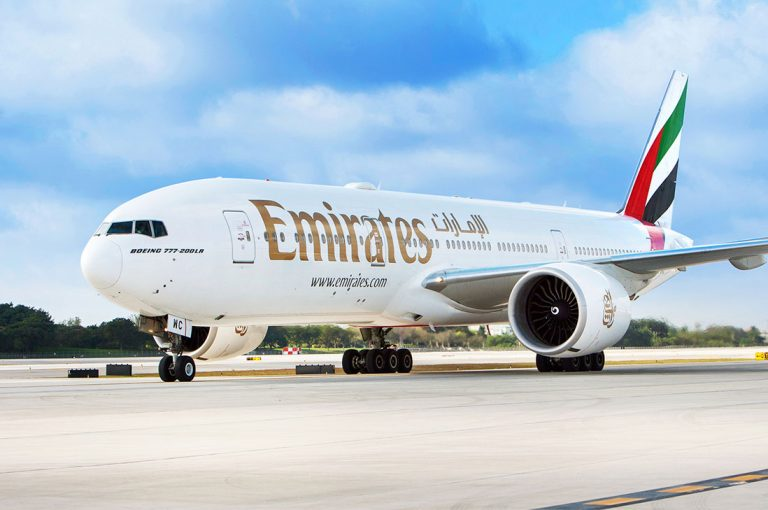 Emirates termina la modernización de su flota Boeing 777-200LR