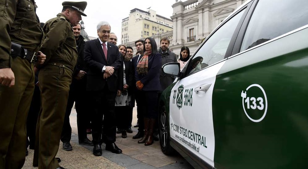 Piñera anuncia envío de proyecto de ley anti-amedrentamiento
