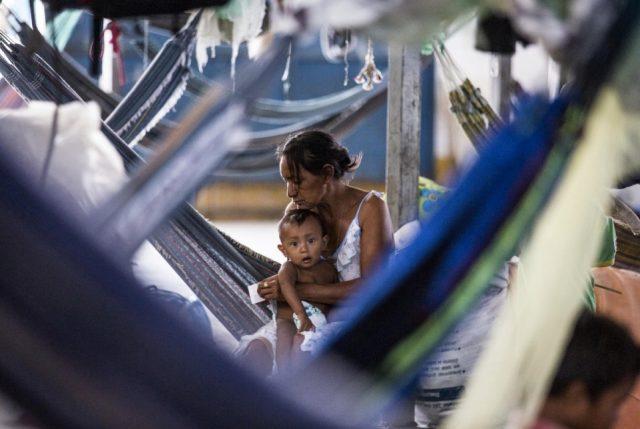 ACNUR: 70 millones de desplazados en el mundo, de ellos  4 millones son venezolanos