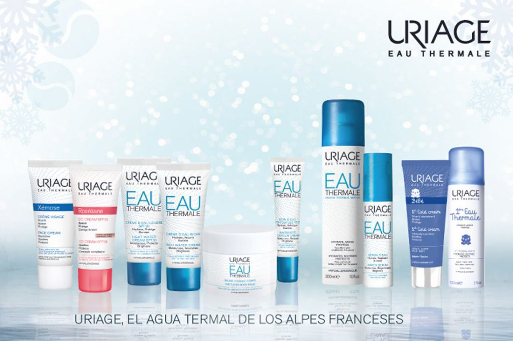 La fuerza de los Alpes franceses llega para proteger tu piel