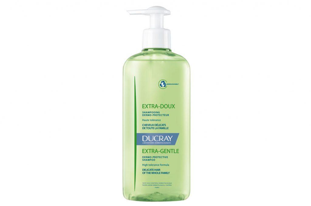 Shampoo dermoprotector para el cuidado del cabello