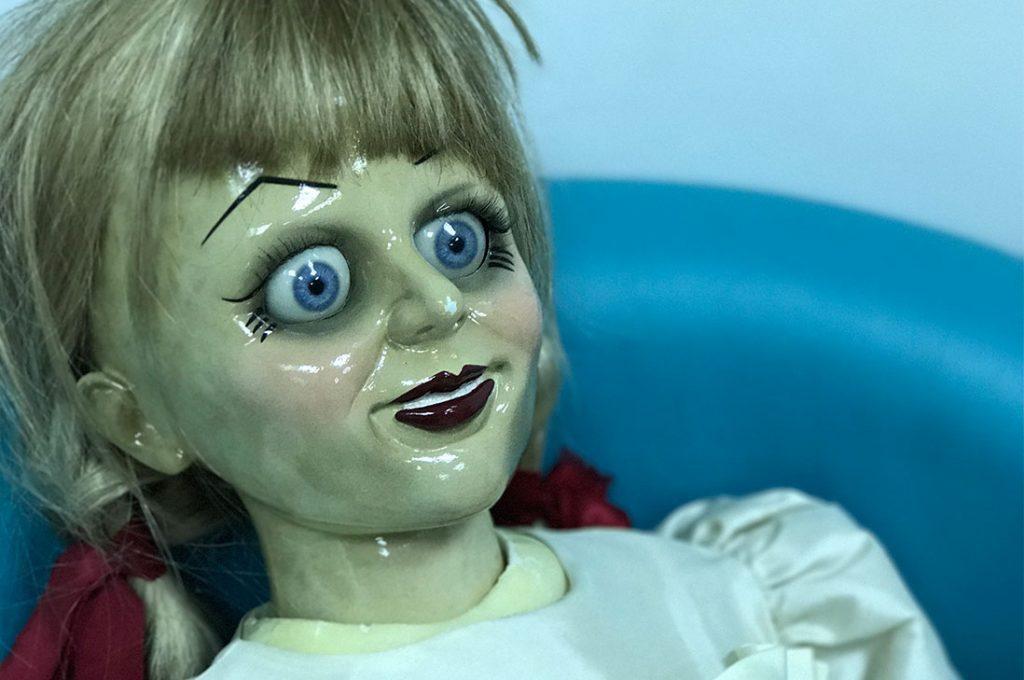 ¿Veo o no veo Annabelle 3?