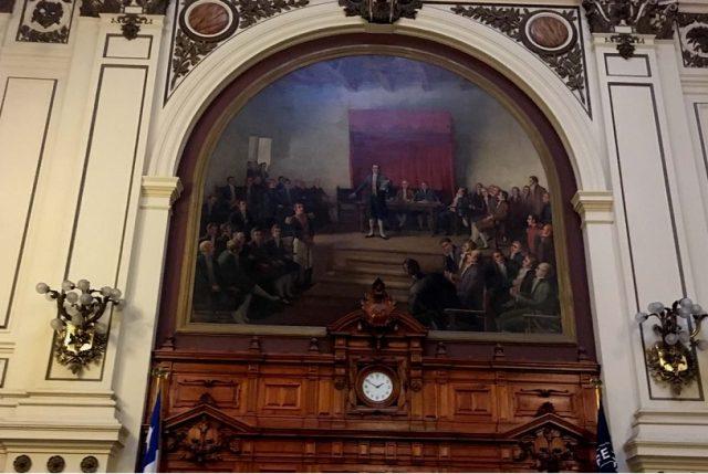 NADA QUE CELEBRAR: Congreso Nacional celebra 208 años con la PEOR APROBACIÓN ciudadana que se arrastra por décadas