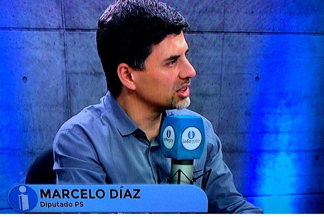 """Marcelo Díaz renunció al PS, molesto porque la colectividad """"se transformó en un partido conservador"""""""