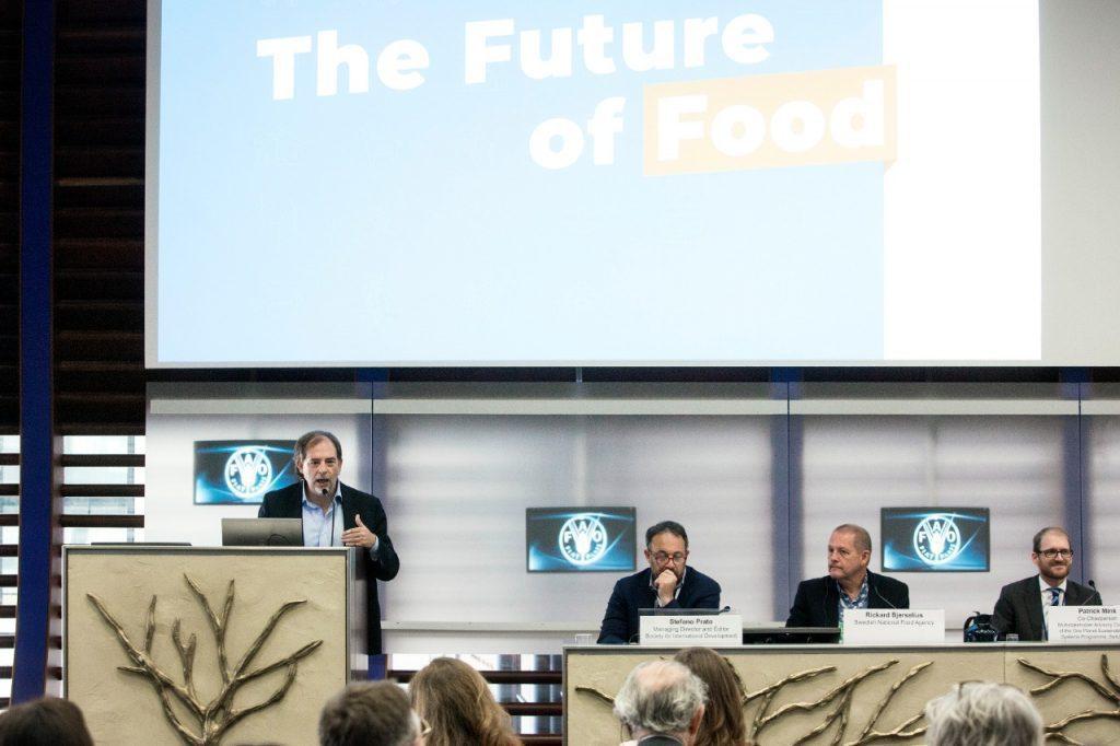 Girardi expone en importante evento mundial sobre ciencia y nutrición del Siglo XXI