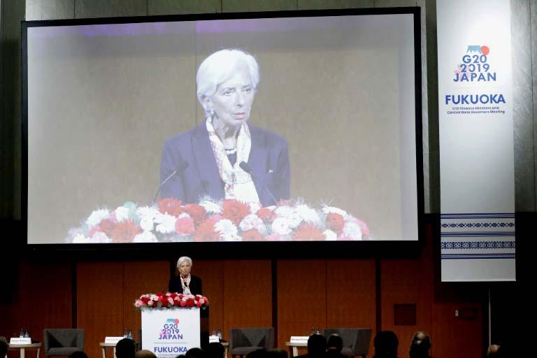 Ministros de Finanzas del G20 reconocen que GUERRA COMERCIAL tensionan la economía mundial