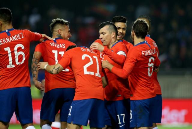 """Al filo """"La Roja"""" logra dar vuelta lo que habría sido una bochornosa derrota ante Haití"""