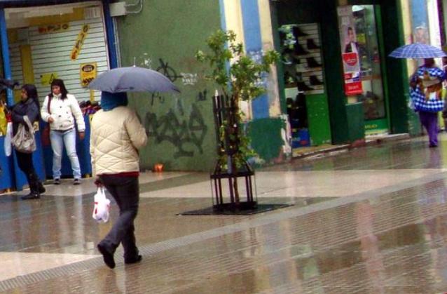 Intendencia Metropolitana toma medidas ante pronóstico de lluvias y vientos para este lunes