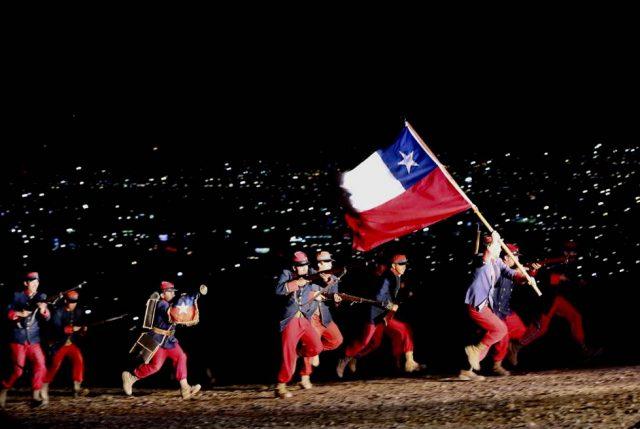 Ejército conmemora los 139 años de la decisiva victoria de la toma del Morro de Arica