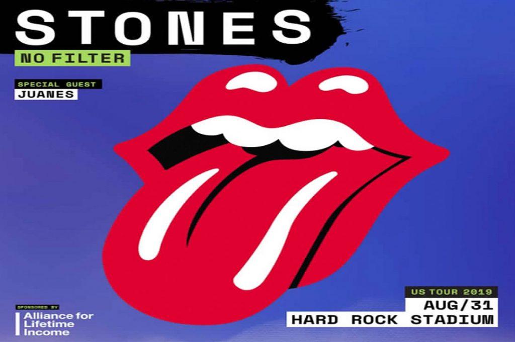 Juanes será invitado especial de The Rolling Stones en su concierto en Miami