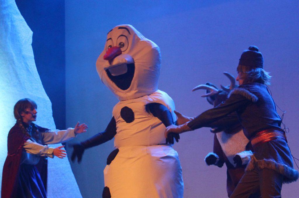 Pasa el frío con estos espectaculares estrenos infantiles