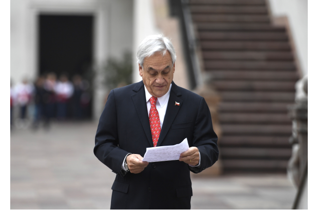 """El oficialismo intenta posicionar el """"liderazgo"""" de Sebastián Piñera como """"legado"""""""