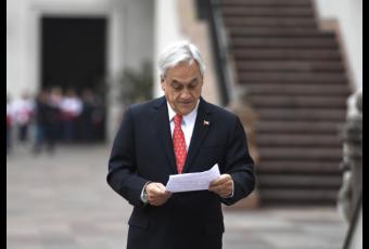 Piñera llama a la DC a avanzar en un protocolo de acuerdo que busque mejorar las pensiones