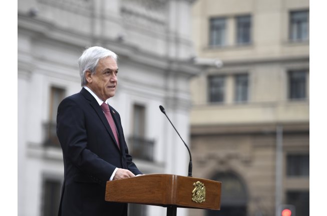 """Piñera le manda un mensaje a Kast: """"Estoy muy consciente de los compromisos que adquirimos"""""""