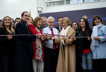 Presidente Piñera inaugura la primera Residencia de Alta Especialidad del nuevo SENAME