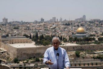 Piñera en Israel reafirma posición de Chile de mantener embajada en Tel Aviv
