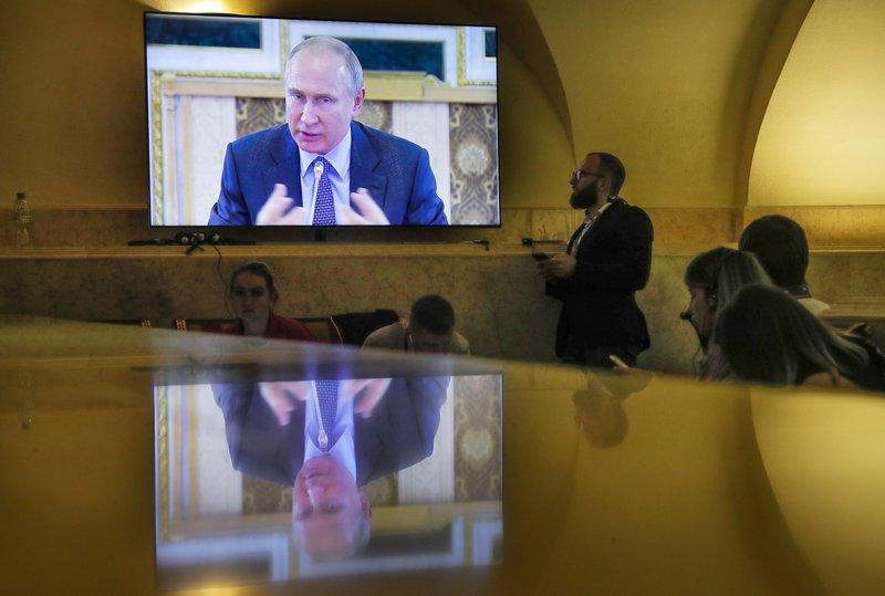 Crisis Venezuela: Pdte. de Rusia dice que no enviará tropas pero sí mantendrá cooperación militar