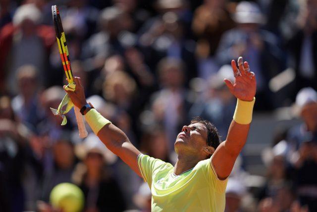 Nadal gana por 12° vez Roland Garros