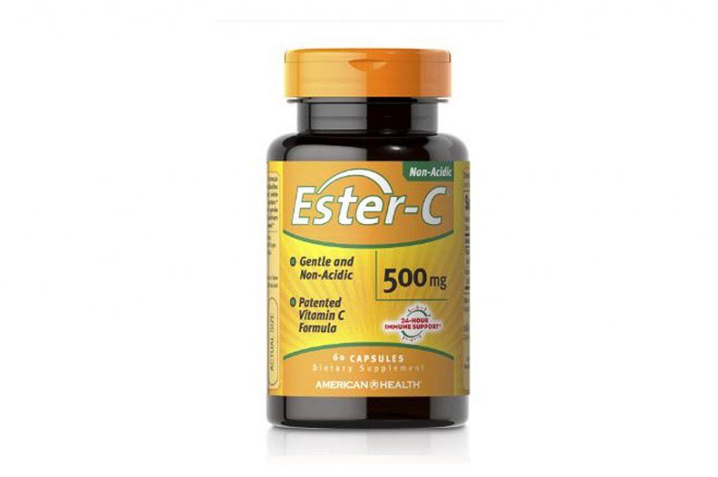 Ester-C, la super vitamina C que te protege este invierno