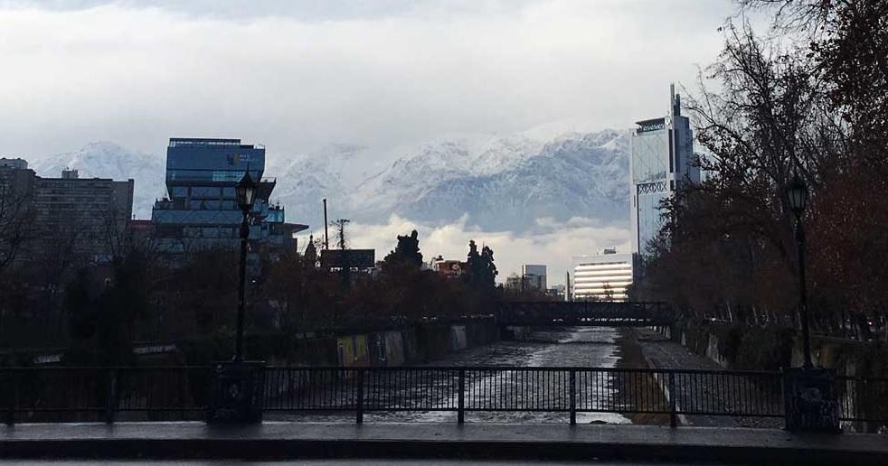 ONEMI declara Alerta Temprana Preventiva para la Región Metropolitana por HELADAS