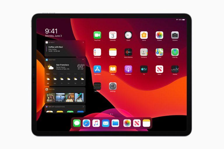 El nuevo iPadOS crea experiencias únicas con el iPad