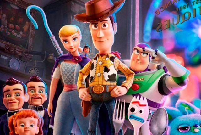 Los nuevos personajes que verás en Toy Story 4