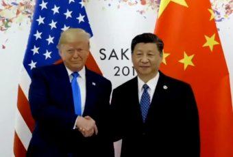 El cuento de nunca acabar en la alocada Guerra Comercial: Ahora Trump levanta aranceles de castigo a China