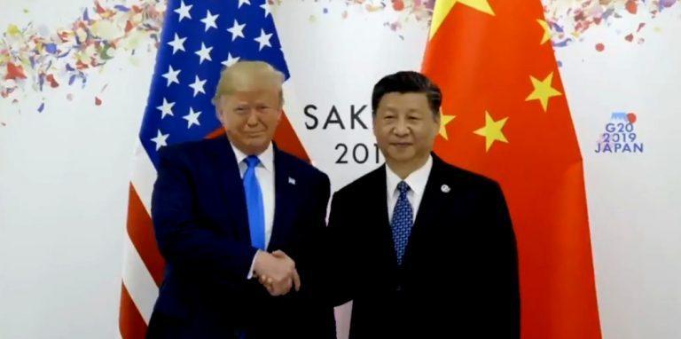 TREGUA en  Guerra Comercial EEUU-China: Trump anuncia que restaurará las relaciones comerciales con Huawei