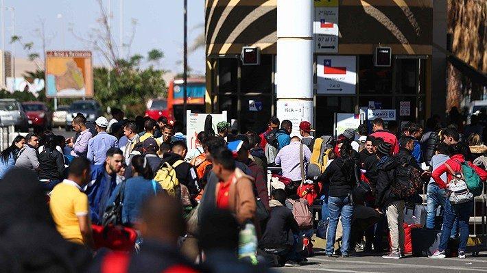 Repercusión mundial porque Chile exige VISA a venezolanos, como a haitianos