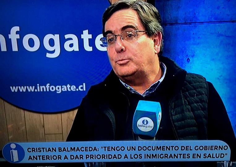 """Presidente de los municipios rurales revela que """"Gobierno de Bachelet nos obligó priorizar la atención a inmigrantes por sobre nuestra propia gente"""""""