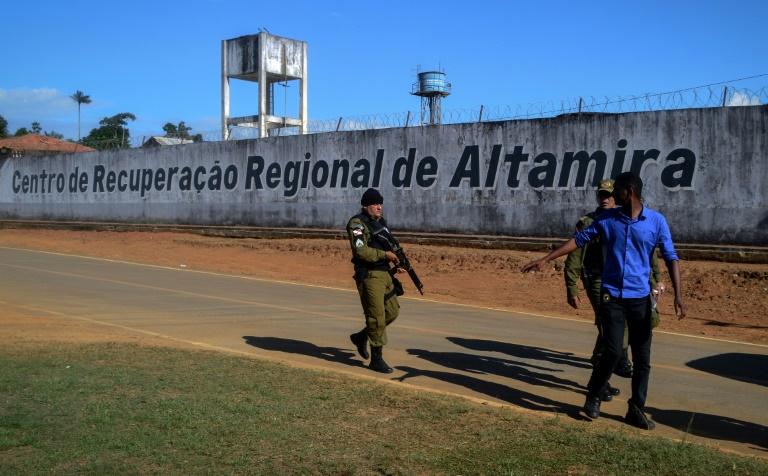 Masacre en cárcel de Altamira de Brasil deja 57 muertos