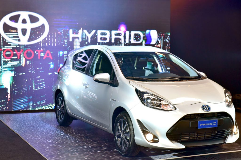 Toyota continúa liderando la electromovilidad en Chile