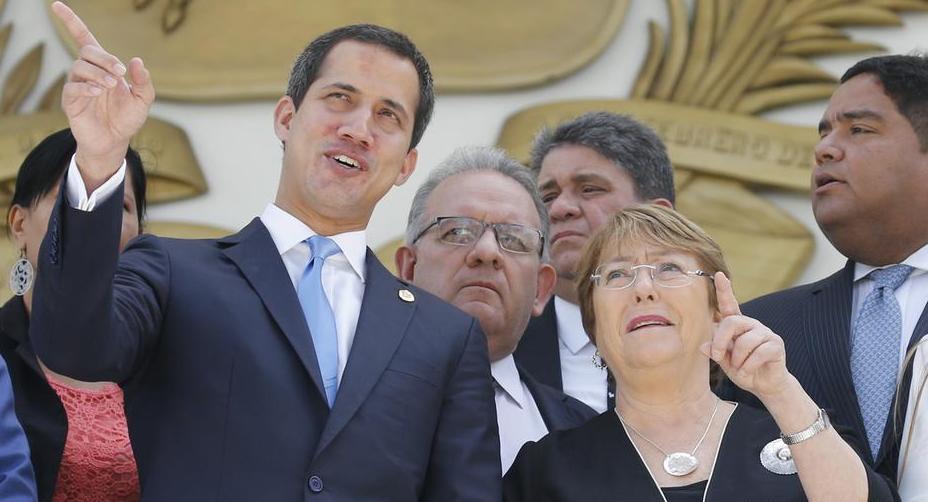 Bachelet adelanta su informe de Venezuela e insta a adoptar medidas para detener graves violaciones de derechos