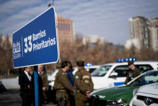 Presidente presenta Plan Nacional de Barrios Prioritarios para combatir delincuencia y narcotráfico barrial