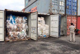 """EEUU y Canadá """"exportan"""" BASURA PLÁSTICA a Camboya denuncia Ministerio de Medio Ambiente camboyano"""