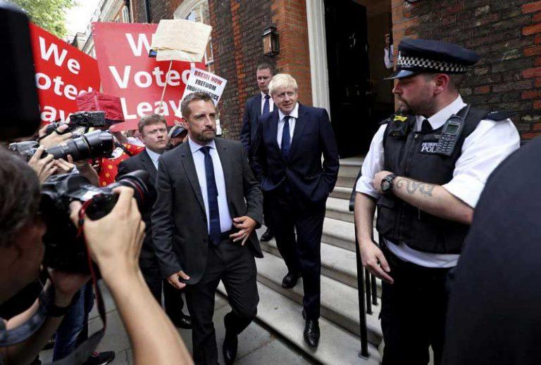 Boris Johnson será el nuevo Primer Ministro de Gran Bretaña