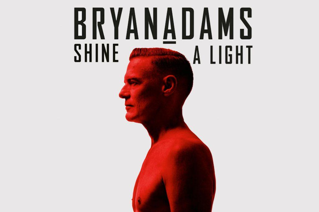 """Bryan Adams regresa a Chile con su gira mundial """"shine a light"""""""