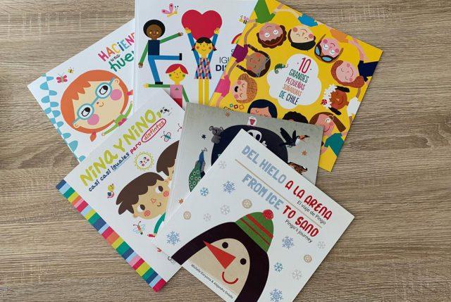 Seis libros con sentido para incentivar la lectura en niñas y niños