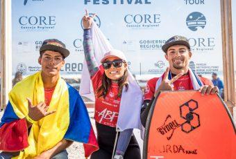 Japón, E.E.U.U Y Ecuador lideraron el Antofagasta Bodyboard Festival 2019