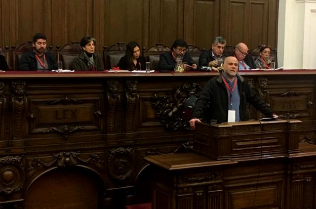 """Disidencia del PS le exige a Elizalde asumir las derrotas: """"Los responsables de tamaños fracasos asuman su responsabilidad política"""""""