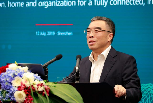 Directivo de Huawei optimista sobre desarrollo sostenible del gigante tecnológico chino