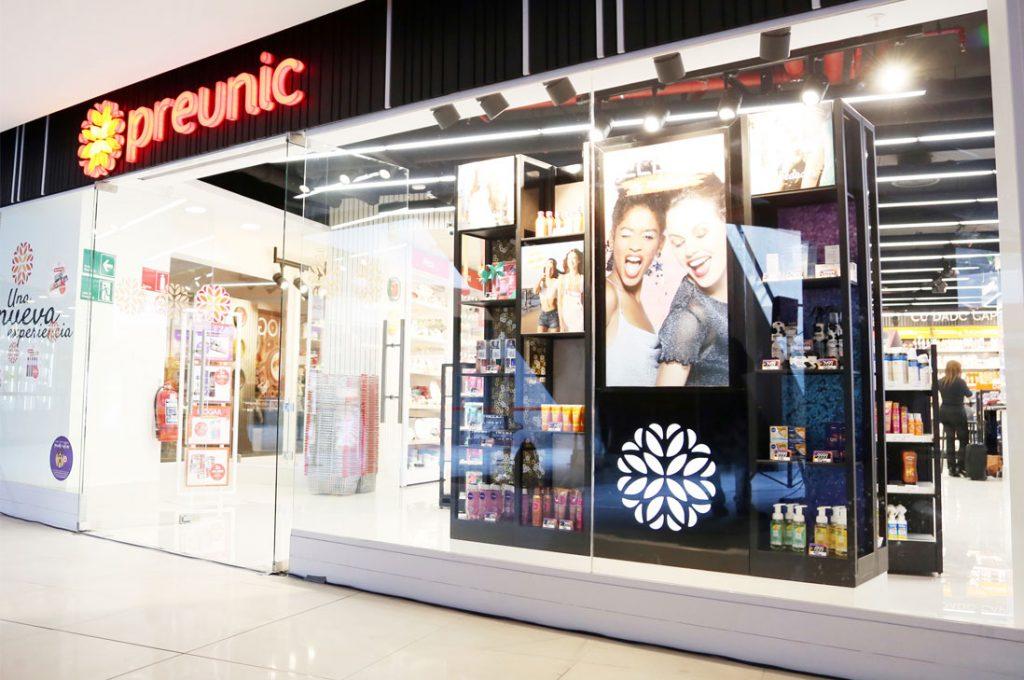 Preunic debuta en el mercado mayorista