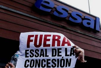 ¿AGUA de ESSAL POCO CONFIABLE?  Osorno: Intendente  mantendrá por 24 horas camiones aljíbes y estanques