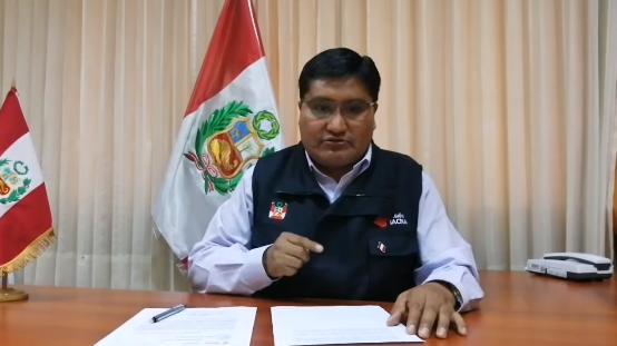 """Chadwick le responde fuerte a gobernador de Tacna por lío de venezolanos: """"Ningún país nos va a venir a presionar"""""""
